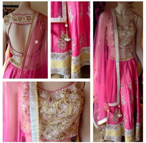 Indian Bollywood Designer Lengha