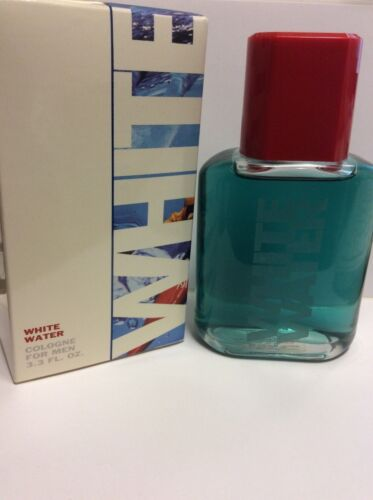 White Water by White Water for Men. 3.3 Oz Eau De Cologne NEW IN BOX.