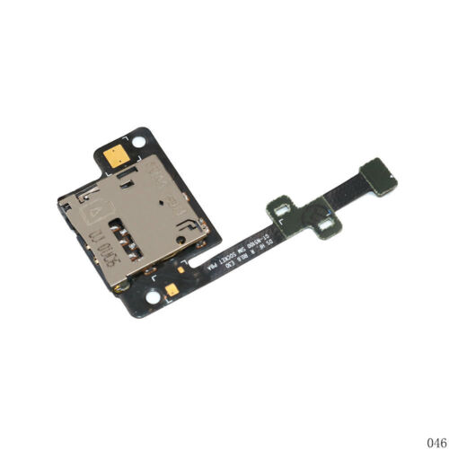 NEW Sim Card Holder Slot Tray Flex Cable For Samsung Galaxy Note 8.0 N5100 N5120