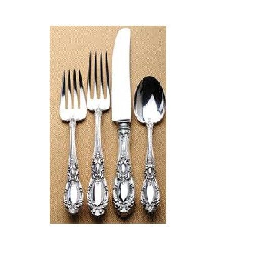 King Richard by Towle Sterling Silver individual 4 piece Place Setting