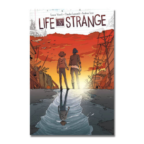 Life is strange Hot Game Art Silk Canvas Poster 13x20 24x36 inch