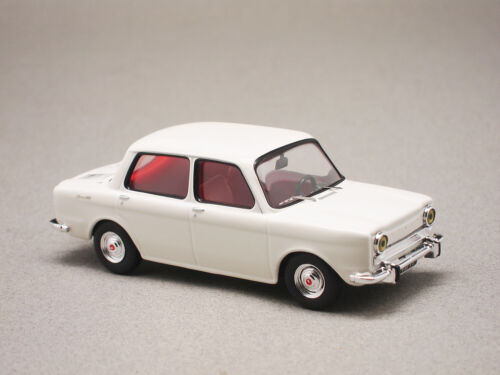 SIMCA 1000, voiture miniature ODEON 008