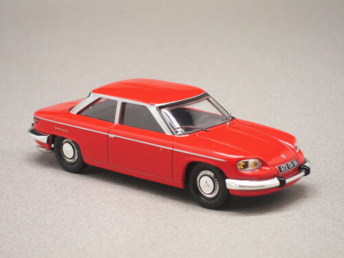 PANHARD 24 BT, voiture miniature ODEON 004