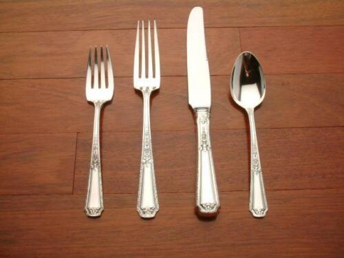 Louis XIV by Towle Sterling Silver individual 4 Piece Place setting,French Kf