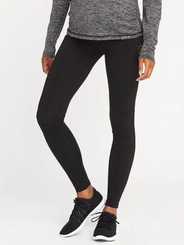 Old Navy Maternity Active NEW NWT Full-Panel Elevate Compression Legging Large