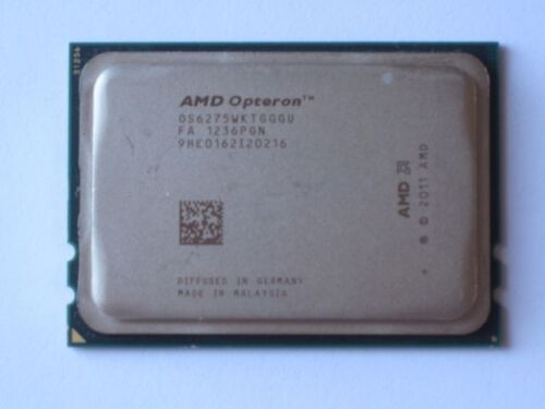 AMD Opteron 6275 2.3 GHz 16-Core CPU OS6275WKTGGGU
