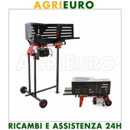 Spaccalegna 2 in 1 GeoTech SPHE 6 orizzontale con...