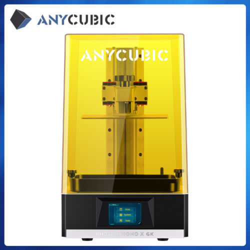 US Stock ANYCUBIC Photon S SLA LCD 3D Printer UV Resin Light-Curing Dual Z-axis