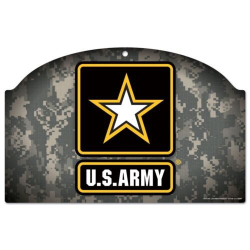 """UNITED STATES U.S. ARMY 11""""X17"""" WOOD SIGN BRAND NEW FREE SHIPPING WINCRAFTOther Militaria - 135"""