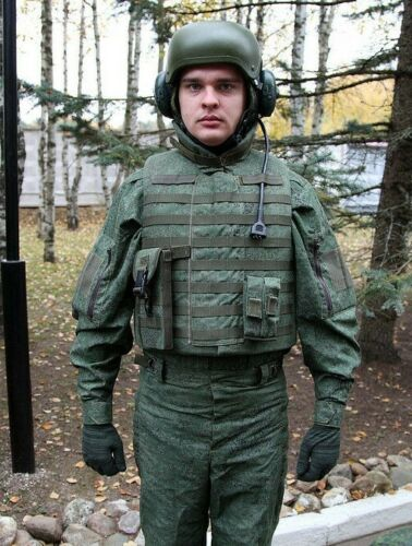 6B48 Protection kit for crews of armored vehicles, tankman. Russian Army Ratnik.Other Current Field Gear - 36071