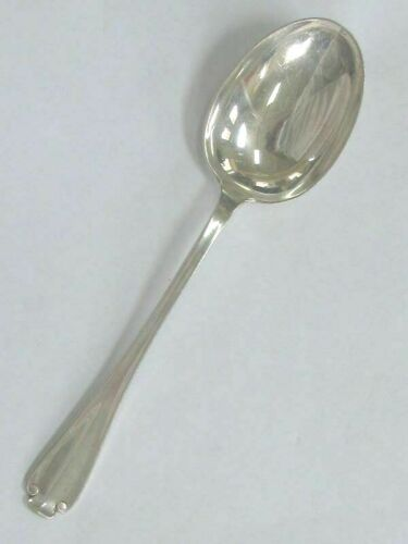 Flemish by Tiffany & Co. Sterling Silver Large Serving / Casserole Spoon 9.75""