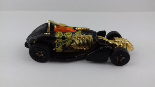 Voiture hot wheels treasure hunt saltflat racer Sting 1/64