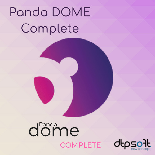 Panda Dome Complete 2021 1 DEVICE 1 YEAR AU