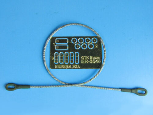 Eureka XXL 1/35 Towing Cable for GTK Boxer
