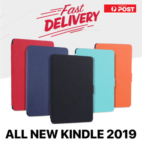 Flip Leather Shockproof Case Book Cover For Amazon All New Kindle 2019 J9G29R