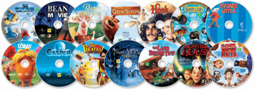 Hook Surf's Up Open Season DVD from The Ultimate Family Kids Movie Collection