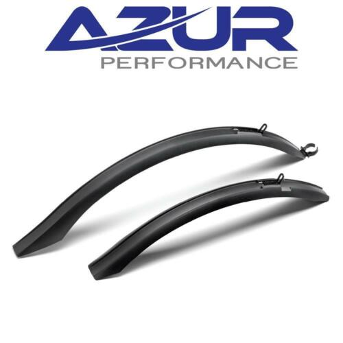 Azur Bike Bicycle Front & Rear Mudguard M1 Sentry Snap-on Fender