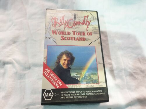 Billy Connolly World Tour of Scotland - VHS