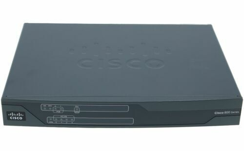 Cisco 880 Series Integrated Service Router C887-K9
