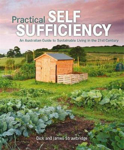 NEW Practical Self Sufficiency By Dick Strawbridge Paperback Free Shipping