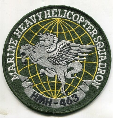 HMH 463 MARINE HEAVY HELICOPTER SQUADRON - patch. 5 inchMarine Corps - 66531