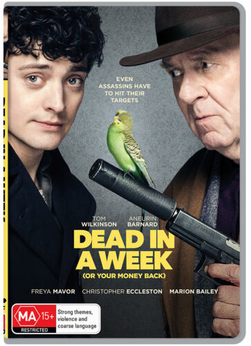 Dead In A Week: Or Your Money Back (Brand New region 4 DVD 2019)