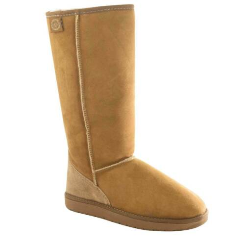 UGG Australia Tidal Long Boots in Chestnut|Chocolate|Black Colour