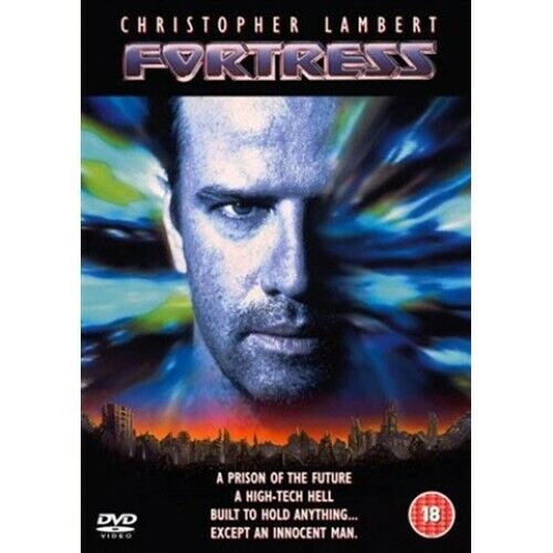 Fortress DVD Christopher Lambert New and Sealed free shipping in Australia