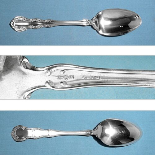 WALLACE STERLING SERVING SPOON(S) (RW & S) ~ IRVING / OLD ATLANTA ~ NO MONO