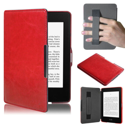 Cover E-reader Smart Case Protective Shell For Amazon Kindle Paperwhite 1 2 3