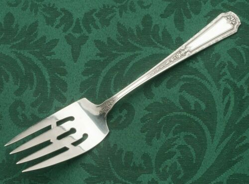 Louis XIV by Towle Antique Sterling Silver Meat Fork 7 5/8""