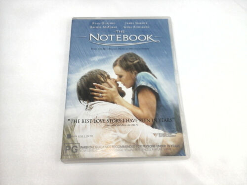 The Notebook DVD - Like New Condition