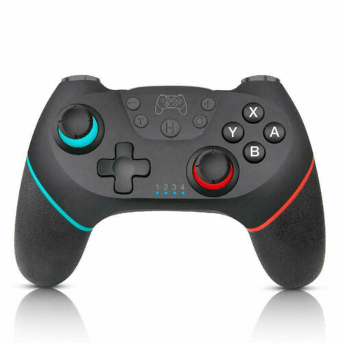 Wireless Controller for Nintendo Switch and PC Pro Bluetooth Gamepad Vibration