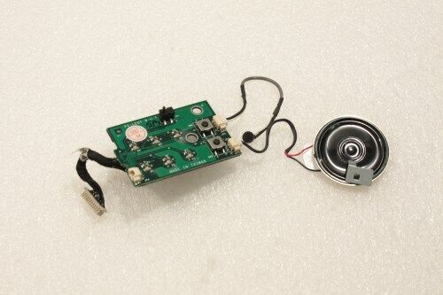 RM Notebook Professional P88T Laptop MIC Speaker LED Board Cable 29-140453-00