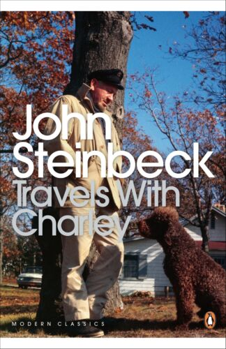 NEW BOOK Travels With Charley by Steinbeck, John (2001)