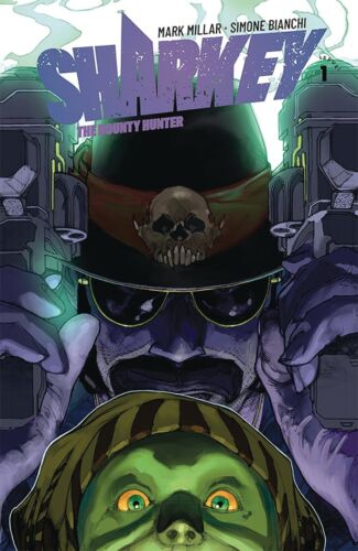 SHARKEY THE BOUNTY HUNTER #1 Cover A Simone Bianchi Color Cover NM – IMAGE 2019