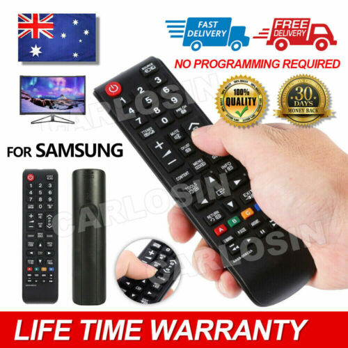 For SAMSUNG TV Remote Control AA59-00602A / AA5900602A Genuine Replacement AU