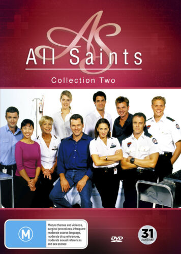 ALL SAINTS COLLECTION TWO DVD NEW