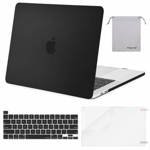 Mosiso Shockproof Case for Macbook Pro 16 inch A2141+KB Cover +Screen Skin +bag