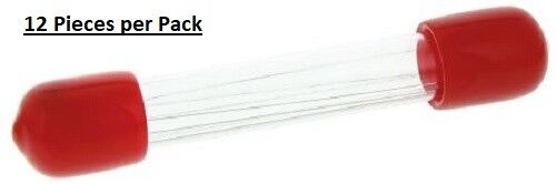 3M Cleansing Wires S/S Fibre Optic Cleaning Wire (12pcs per pack)