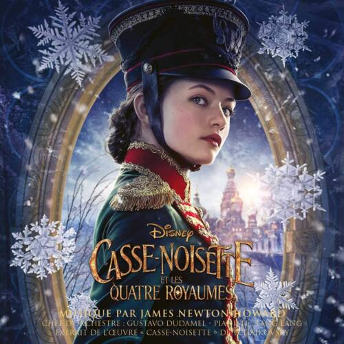 CASSE-NOISETTE ET LES QUATRE ROYAUMES (MUSIQUE DE FILM) JAMES NEWTON HOWARD (CD)