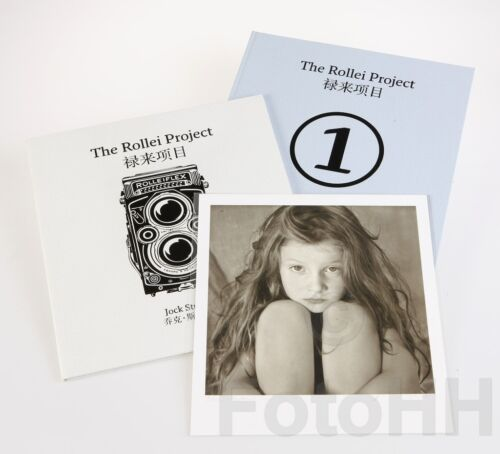 """THE ROLLEI PROJECT BY JOCK STURGES SPECIAL EDITION """"1"""" / WITH SIGNED PRINT INCL."""