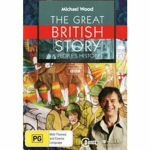 The Great British Story: A People's History DVD NEW (Region 4 Australia)