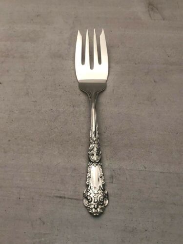 """French Renaissance by Reed & Barton Sterling Silver individual Salad Forks 6.25"""""""