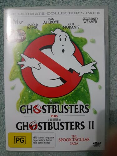 Ghostbusters 2 Disc set