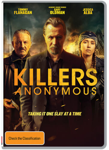 Killers Anonymous (brand New R4 DVD)