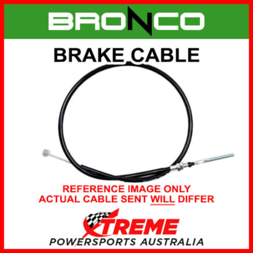 Front Brake Cable for Honda CRF80 F 2004-09 XR80 1983-84 XR80 R 1985-03