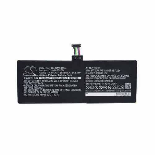 Battery For ASUS C21-TF600TD