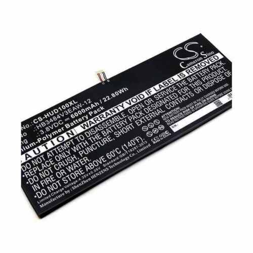 Battery For HUAWEI HB3484V3EAW-12