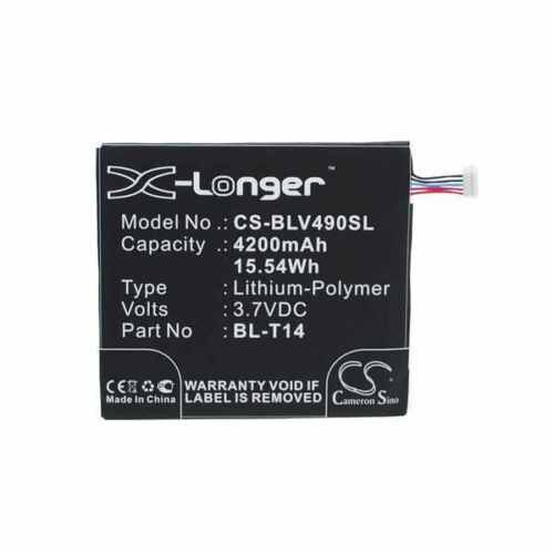 Battery For LG G Pad F7
